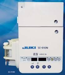 Швейные машины и оверлоки juki Контрольный блок sc n Моторы  Контрольный блок sc 910n Характеристики
