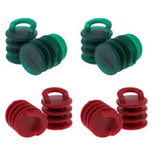 Details About 8 Pieces Kayak Canoes Marine Boat Scupper Stopper Plugs Bungs Drain Holes