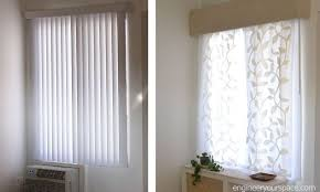 How To Replace Vertical Blinds With Curtains In Minutes  HometalkWindow Blinds And Curtains