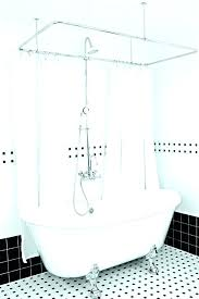 58 inch freestanding bathtub