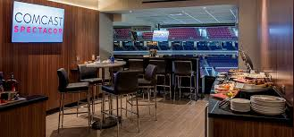 Wells Fargo Center Cadillac Club Seating Chart Luxury Suite Renovations Wells Fargo Center