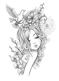 Other versions of this composition. Coloring Pages Fairy Pictures Whitesbelfast