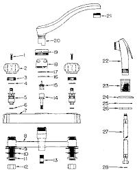 sink faucet parts. Unique Parts Intended Sink Faucet Parts E