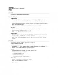 The Most Awesome Resume Objective For High School Graduate Resume Format  Web.