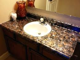ideas painting countertops to look like marble and painting bathroom countertops laminate bathroom bathroom decoration using