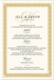 40 best menu cards for wedding images on pinterest wedding menu Wedding Reception Menu Cards wedding reception menu cards google search wedding reception menu card template