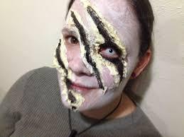 zombie makeup danielle 6