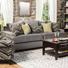 italian sofas simple living. Furniture Of America Marius Simple Living Sofa With Pillows - IDF-1232-SF Italian Sofas