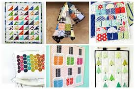 Mini Quilt Patterns Inspiration 48 Mini Quilt Patterns You Can Make With Scrap Fabric Ideal Me