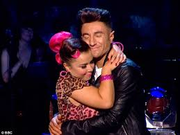 In 2012, dani harmer was paired with vincent simone in strictly come dancing. Strictly Come Dancing 2012 Dani Harmer Comes Fourth In Strictly Come Dancing As She S The First To Be Voted Out During The Final Daily Mail Online