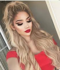 Love The Hair Color And Make