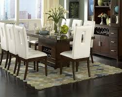 modern dining room storage. Dining Room:Captivating Modern Contemporary Table Decor Ideas Dark Brown Wood Storage Room