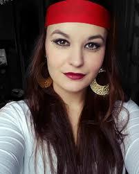 nice looking pirate makeup source this make up