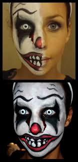diy clown makeup video tutorial from melissa bernard here her original you video for this makeup last year got over 1 700 000 views