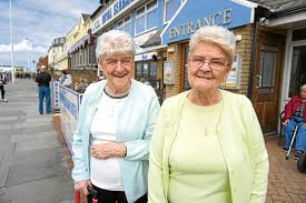 It only took me 77 years to visit Blackpool... now I can't stay away, says  pensioner who's fallen in love with seaside town - The Sunday Post