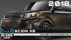 2018 SCION XB Review - YouTube