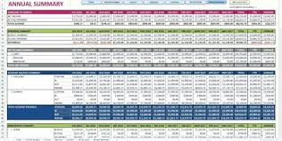 Expense Spreadsheet Template Excel Monthly Budget Free Templates For ...