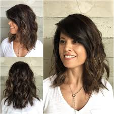 Haircuts For Medium Length Hair With Names Fall Hair Color Trends