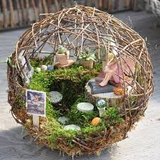 Small Picture 40 Fabulous DIY Fairy Garden Ideas Hative
