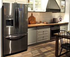whirlpool black stainless steel appliances. Whirlpool Frigidaire GE Kenmore LG KitchenAid And Samsung Black Stainless Appliance Buying Guide Reviewedcom In Steel Appliances