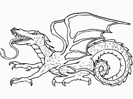 Small Picture Dragon Coloring Pages GetColoringPagescom