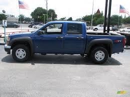 Superior Blue Metallic 2006 Chevrolet Colorado Z71 Crew Cab ...