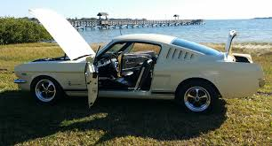 1965 MUSTANG HiPo K code Numbers matching 4 speed Cali Car FULLY ...