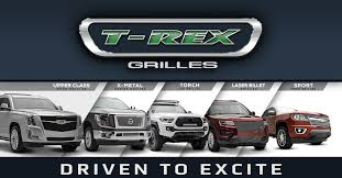 t rex grilles american made grilles
