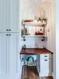 kitchen office nook. Small Office Nook Off Kitchen C
