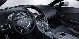 V12 Vantage Interior Accessories