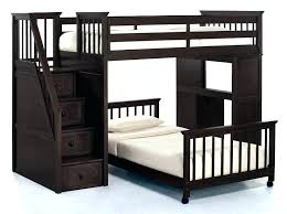 bunk bed with stairs. Kids Bed With Stairs Loft Plans Wooden Bunk Beds . N