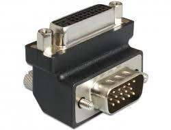 Delock Products 65426 Delock Adapter <b>DVI 24</b>+<b>5</b> pin female > VGA ...