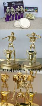 office halloween themes. DIY Halloween Costume Contest Award Trophies Office Themes
