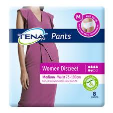 Incontinence Pants Range Women Tena