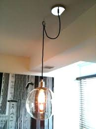 swag light hook swag light fixture ceiling hook for lighting designs regarding sizing great cord chandelier