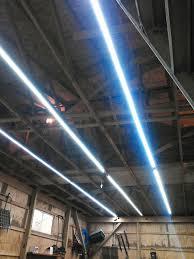 diy garage lighting. Inexpensive Garage Lights From LED Strips Diy Lighting S