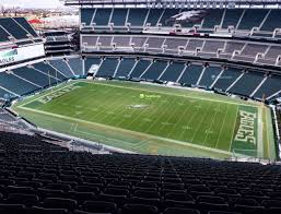Lincoln Financial Field Section 204 Seat Views Seatgeek