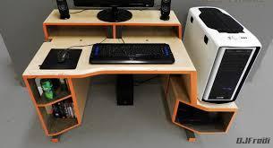 small computer gaming desk djfredi desk design small gaming desk