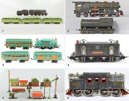Toy Train Scales Chart Lionel Trains Value History And What Collectors Should Know