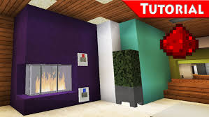 MinecraftFurniture Minecraft  Minecraft  Pinterest  Minecraft Fireplace In Minecraft