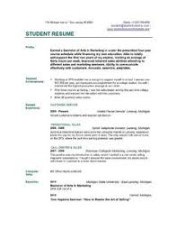 ideas about student resume template on pinterest   student        ideas about student resume template on pinterest   student resume  cover letters and sample resume