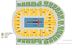 U2 Seattle Seating Chart Which End Of The Stage Is The Red Zone Page 2 Red Zone