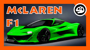 2018 mclaren f1 car. contemporary car new mclaren f1  the will be reborn in 2018 intended mclaren f1 car c