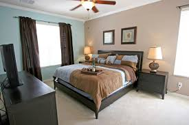 dark bedroom furniture. Blues, Browns, And Charcoal Bedroom Furniture Highlight A Small That Is Both Stylish Dark Home Stratosphere