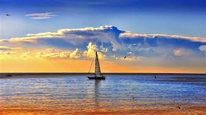 Image result for boat on the ocean