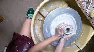 diy potters wheel cle pottery kick plans