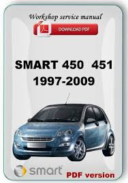 Service Manual Smart Car Forums
