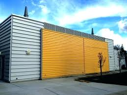 painted corrugated metal siding vertical metal siding corrugated barn corner paint sheet panels