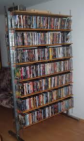 DVD Bookcase Portable
