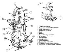 Repair guides rear suspension rear suspension rh cadillac cts suspension diagram cadillac front end suspension diagrams